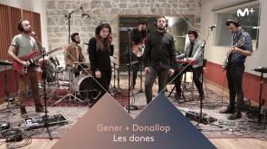Menú Stereo - Gener y Donallop