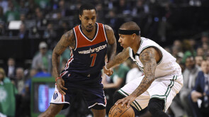 Game 7: CELTICS 115-105 WIZARDS (4-3)