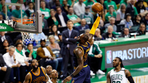 Game 5: Celtics 102-135 Cavs (1-4)