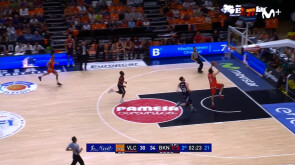 Match-ball para Valencia Basket