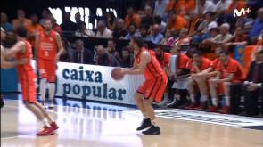 El Valencia Basket es finalista