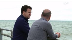 Las Finales de toda la vida: en el Lago Erie