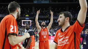 Primera victoria del Valencia Basket en una Final