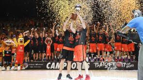 El Valencia Basket, campeón de la Liga Endesa