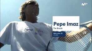 Pepe Imaz, en Tie Break