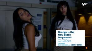 'Orange Is the New Black' T5 - #CompletaEnVOD