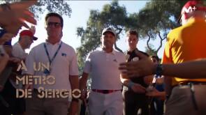 Sueños de golf: a un metro de Sergio