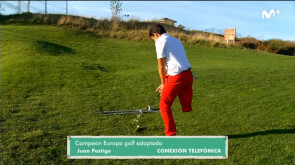 Academia golf saludable: Golf y discapacitados