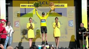 Chris Froome, un positivo que sacude al mundo del ciclismo