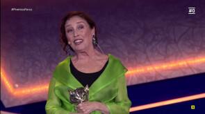 Premios Feroz 2018: Discurso de Verónica Forqué