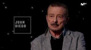 En primer plano: Juan Diego