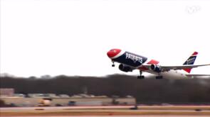 Patriots, volando hacia la Super Bowl