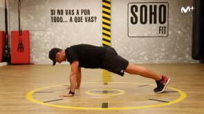 Gerard Pera: ejercicio Spiderman