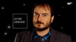 En primer plano: Aitor Arregi