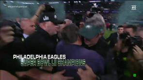 Eagles, campeón de la Super Bowl
