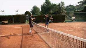 'Mira quién juega al tenis' en Tie Break: Pedro de la Rosa