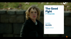 The Good Fight T2, en Movistar Series