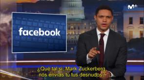 The Daily Show - Facebook y los desnudos