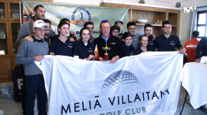 Sueños de golf: Capitán Jiménez