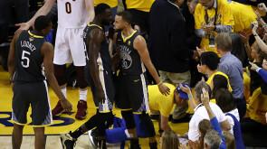 Game 2: Warriors 122-103 Cavaliers (2-0)