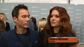 Will y Grace - Eric McCormack & Debra Messing