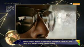 Globos de Oro 2019 - Ganadores CINE