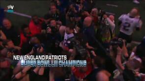 Los Patriots, campeones de la Super Bowl 2019