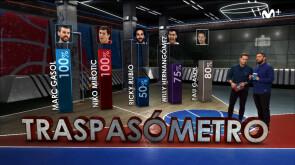 NBA al día: El Traspasómetro