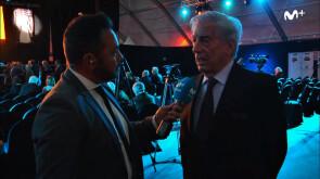 Vargas Llosa, sin complejos