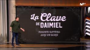 La clave de Antoni Daimiel: Los Raptors, solo un desliz
