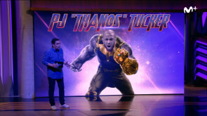 PJ ' Thanos' Tucker