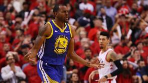Game 2: Raptors 104-109 Warriors
