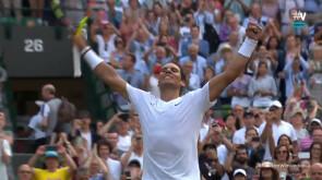 Rafa Nadal, a semifinales