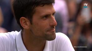 Djokovic, campeón de Wimbledon