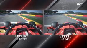 Doblete de Ferrari
