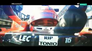 Primera victoria de Leclerc