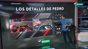 Leclerc vs Hamilton