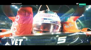 Vettel conquista Singapur