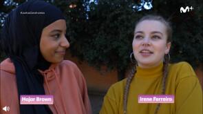 Juntas construimos: Hajar Brown e Irene Ferreiro