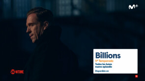 Billions - Estreno en Movistar Series