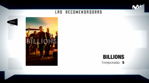 Las recomendadoras - Billions T5
