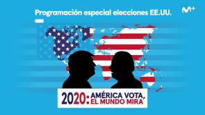 2020: AMÉRICA VOTA, EL MUNDO MIRA