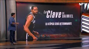 Generación NBA (24/12/2020): La Clave de Daimiel