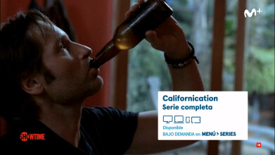 Californication, en Movistar+