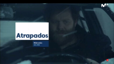 Atrapados (Trapped), en Movistar Series