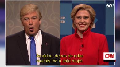 Saturday Night Live T42 - Los mails de Hillary y el twitter de Trump