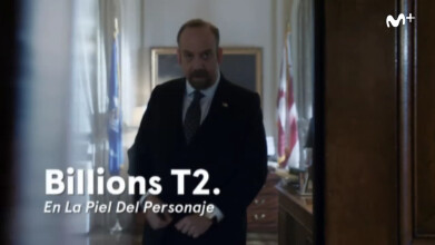 Billions T2 - En la piel del personaje