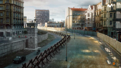 'El mismo cielo (Der gleiche Himmel)',en Movistar Series Xtra