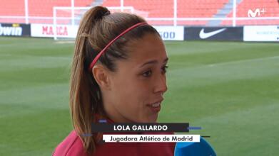 Entrevista a Lola Gallardo