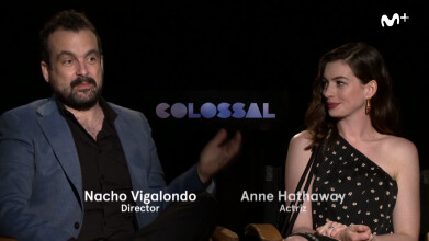 Colossal: Entrevista a Vigalondo y Anne Hathaway
